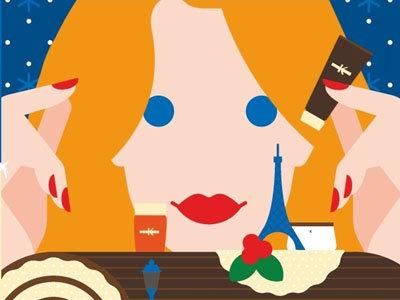 Конкурс «Лечу в Париж!»