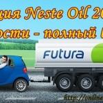 Акция Neste Oil