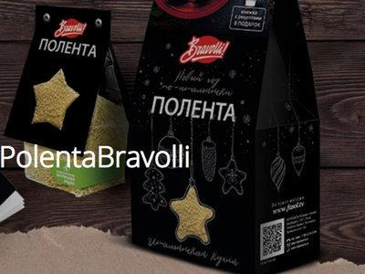 Кулинарный фотоконкурс #ILovePolentaBravolli»